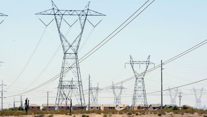 Arizona Public Service, the state's biggest utility agreed to a rate-hike request of $6 a month on average.