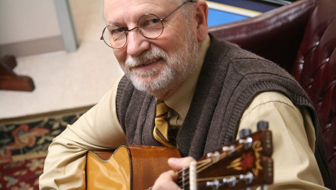 Gary Clardy, assistant superintendent of engineering and construction for Rutherford County Schools, is an award-winning singer and songwriter and builds guitars in his spare time.