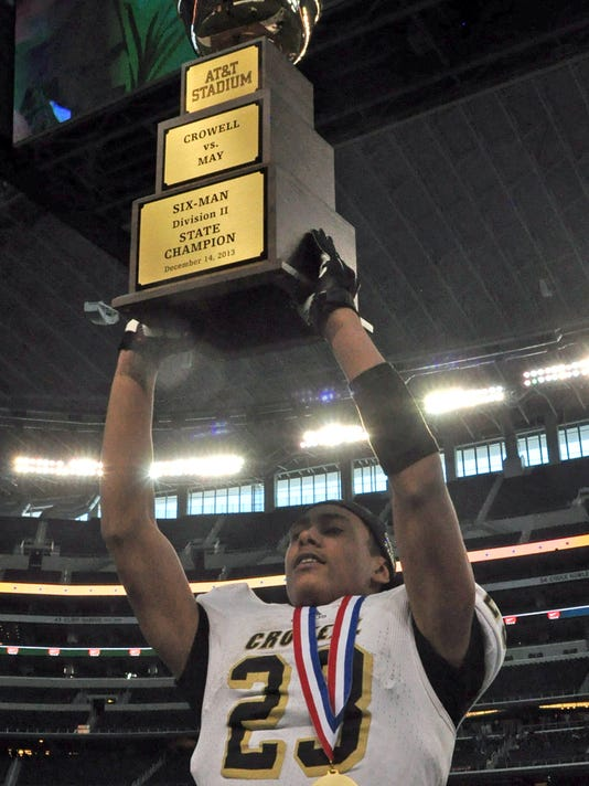 Texas State Football Champions