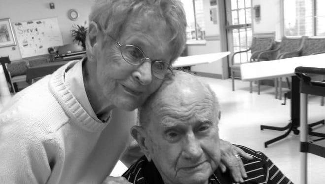 Dean & Hazel Cusick