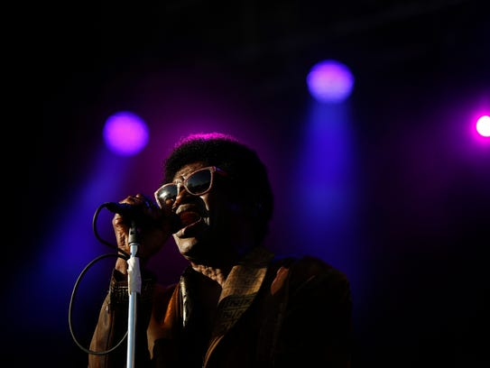 Charles Bradley and His Extraordinaires perform Friday,