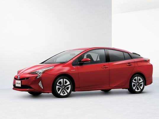 2016 Toyota Prius To Get 55 M P G