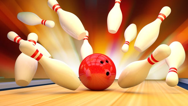 File art - Bowling