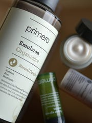 The organic line of Amore Pacific is Primera. Great for anyone with very sensitive skin. Beauty products are focusing on plant-based ingredients instead of unnatural chemicals.