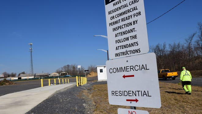 The new Chambersburg Green Yard Waste facility is set to open at Commerce Street, just off North Franklin Street.