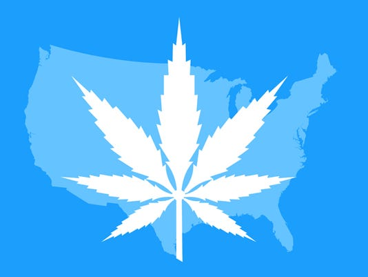 Which states have legalized medical marijuana?