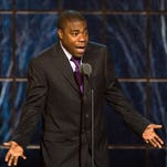 Comedian Tracy Morgan appears onstage at the The Comedy Awardsî presented by Comedy Central in New York in 2011.