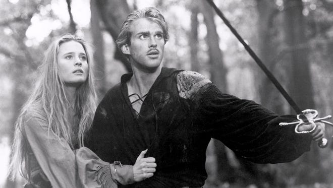"A scene from the cult classic film ""The Princess Bride."""