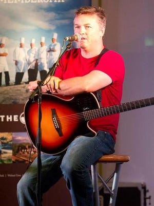 Edwin McCain will perform at the Mauldin Cultural Center on Oct. 24.