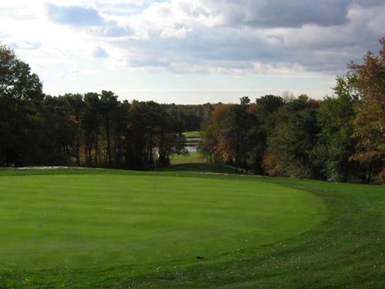 Cedar Creek Golf Course in Berkeley Township.