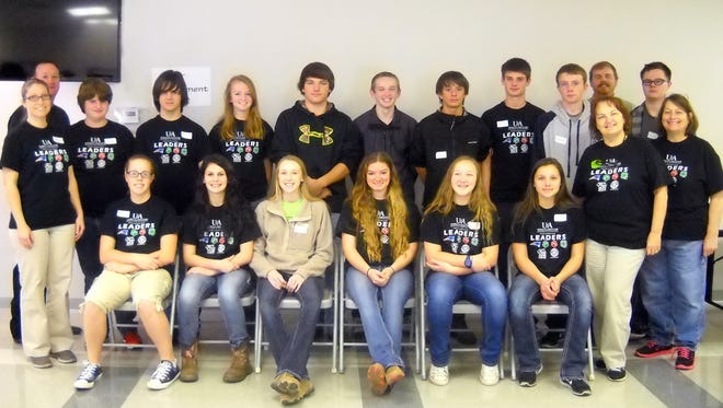 Ninth grade students from Marion County schools recently participated in Youth Leadership Tech Day at NATCO.