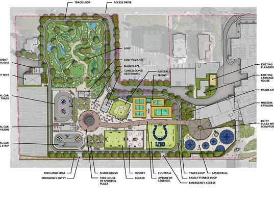 Children S Museum Plans 35m Sports Utopia
