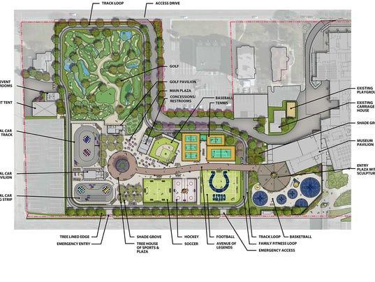 Children S Museum Plans 35m Sports Utopia