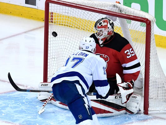 Devils vs Lightning Game 3