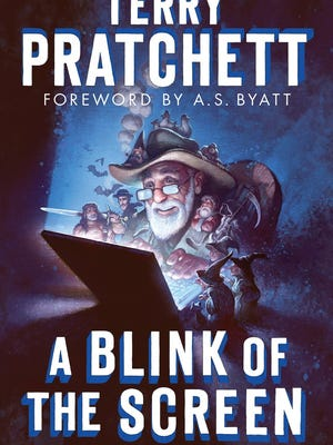 """""""A Blink of the Screen' by Terry Pratchett"""