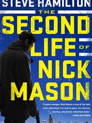 'The Second Life of Nick Mason' by Steve Hamilton