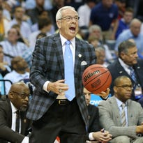 The missing numbers in Roy Williams' record book
