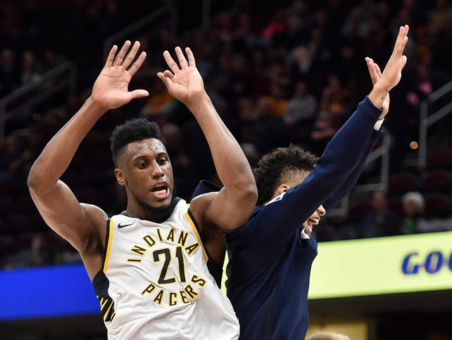 Cleveland Cavaliers 107 - 124 Indiana Pacers NBA Highlights