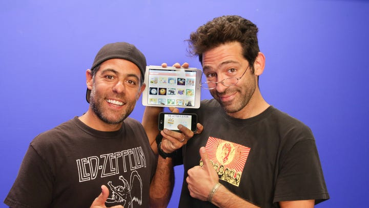Brothers behind JibJab see StoryBots as the heir to Sesame Street
