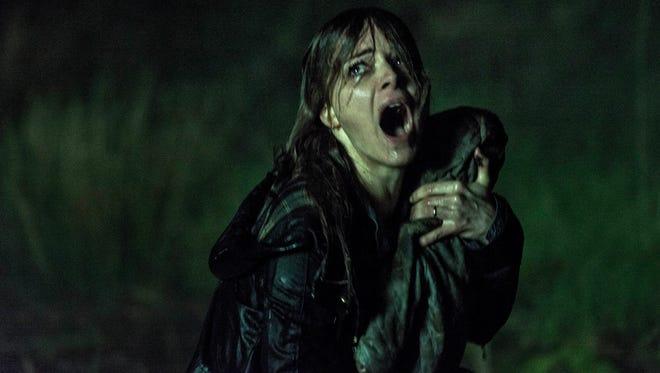 """Bojana Novakovic in a scene from """"The Hallow."""""""