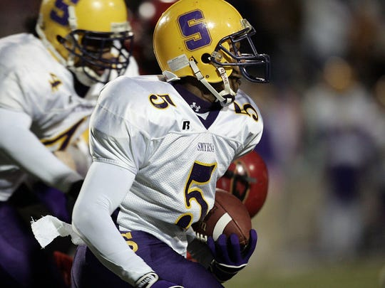 Former Smyrna standout Rod Wilks was a key member of the 2006 and 2007 state championship teams.