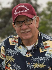 Fred Robinson is a candidate for Santa Paula City Council.
