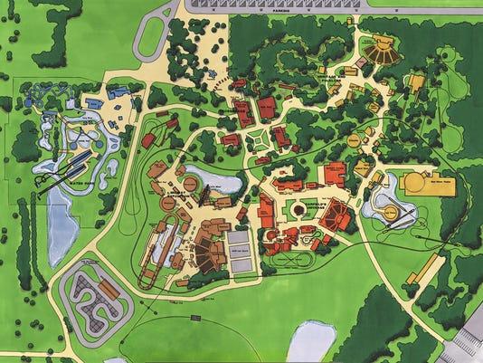 Indy theme park