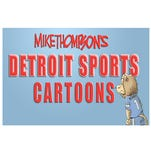 Mike Thompson's animated Detroit sports cartoons