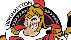 Binghamton Senators logo