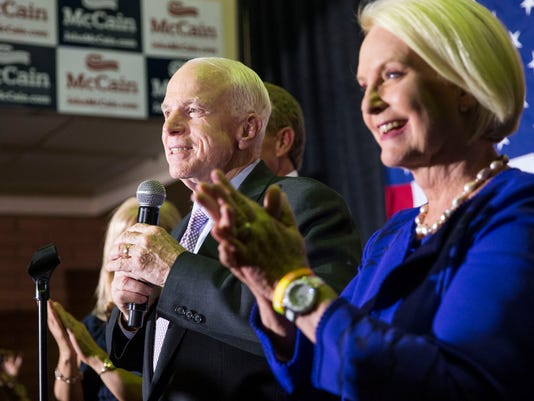 McCain primary election