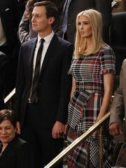 Jared Kushner and Ivanka Trump in the House gallery