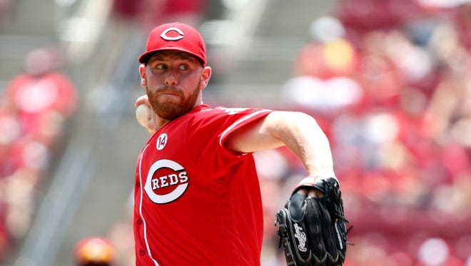 Anthony DeSclafani proved he could be a building block of the team's rotation in the future.