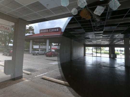 A look inside the former Lofty Pursuits ice cream shop