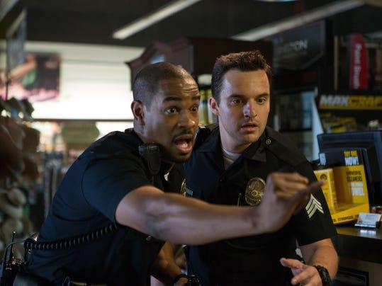 Film Review Lets Be Cops