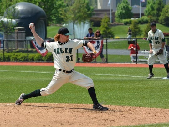 Amherst graduate and former Plover Black Sox American