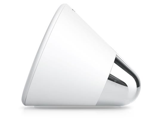 Aether Cone ($399) learns what you like to listen to.