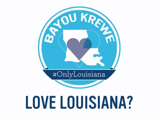 Sharing photos and video with the hashtag #OnlyLouisiana inducts residents into the Bayou Krewe, and signing up at LouisianaTravel.com/Ambassador gets them connected to newsletters, challenges and a Bayou Krewe sticker to display on your car, laptop or tackle box.