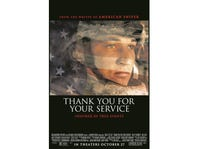 Thank You For Your Service Screening