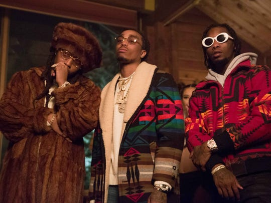 MIGOS plays Saturday night at The Cannon Center.