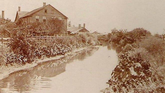 Amana Hotel, circa 1892.