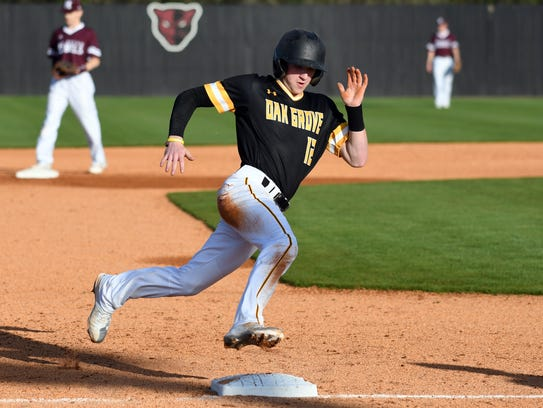 Oak Grove's Tristan Lee is part of a group of sophomores the Warriors will rely on this season.
