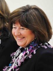 Martha O'Bryan Center President and CEO Marsha Edwards.
