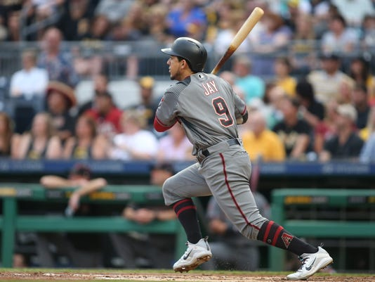 MLB: Arizona Diamondbacks at Pittsburgh Pirates