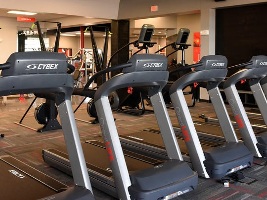 GreatLife Performance and Fitness Center is located