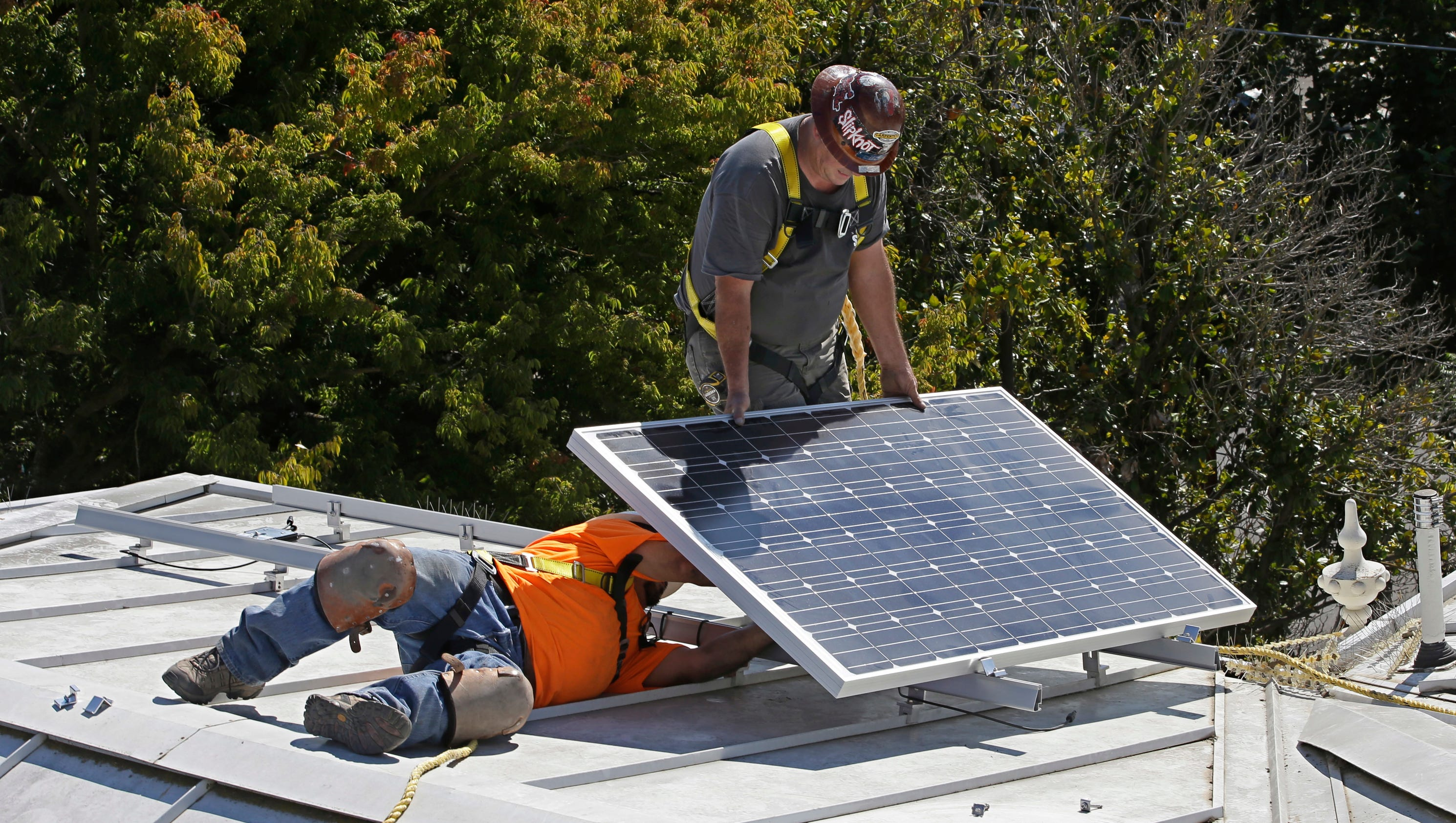 California Solar Panels State To Require Them On New Homes