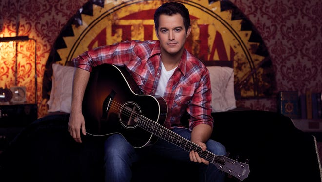 Country singer Easton Corbin has a new single, 'Baby Be My Love Song.'