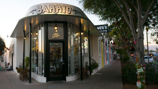 The Barrio Cafe Gran Reserva in Phoenix on Dec. 1, 2016.