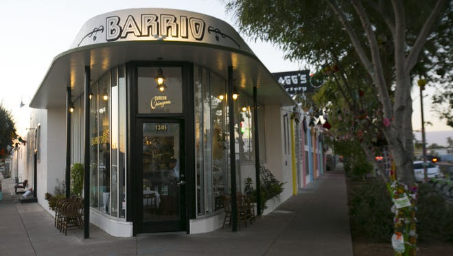 The Barrio Cafe Gran Reserva challenges perceptions of what constitutes Mexican cuisine.