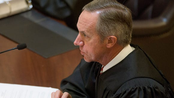 Judge Michael Joiner of Alabama Court of the Judiciary