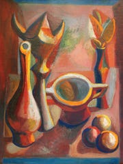 "Juan Roberto Diago's ""Dodegon (Still Life)"" from 1946"
